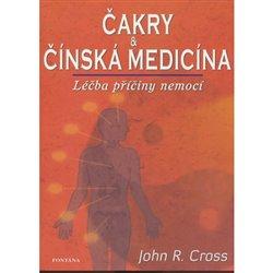 Obálka titulu Čakry a čínská medicína