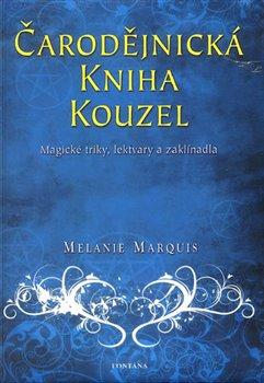 Obálka titulu Čarodějnická kniha kouzel