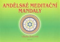Obálka titulu Andělské meditační mandaly