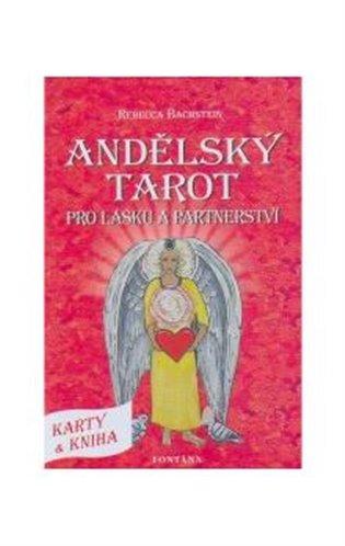 Andělský tarot pro lásku a partnerství:Kniha a karty - Rebecca Bachstein   Booksquad.ink
