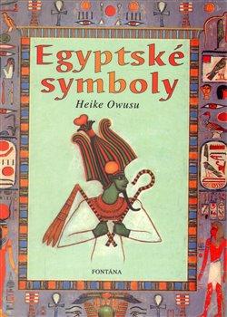 Obálka titulu Egyptské symboly