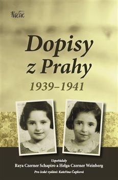 Obálka titulu Dopisy z Prahy 1939-1941