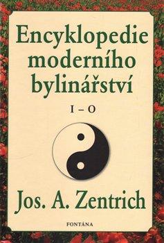 Obálka titulu Encyklopedie moderního bylinářství I-O