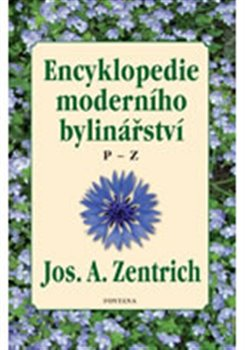 Obálka titulu Encyklopedie moderního bylinářství P-Z
