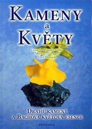 Kameny a květy - Drahé kameny a Bachova květová esence