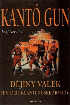 Obálka titulu Kantó Gun - Dějiny válek