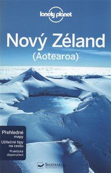 Obálka titulu Nový Zéland - Lonely Planet