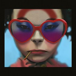 Humanz / Deluxe Edition - limited