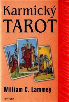 Obálka titulu Karmický tarot