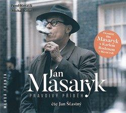 Obálka titulu Jan Masaryk-Pravdivý příběh