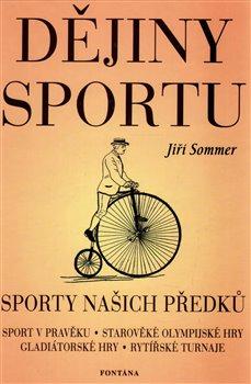 Obálka titulu Dějiny sportu
