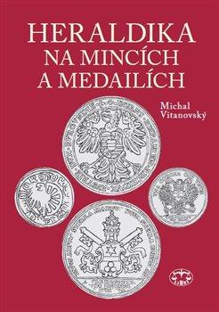 Obálka titulu Heraldika na mincích a medailích
