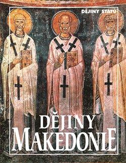 Obálka titulu Dějiny Makedonie