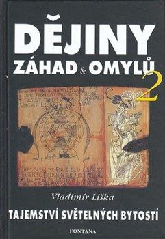 Obálka titulu Dějiny záhad a omylů 2