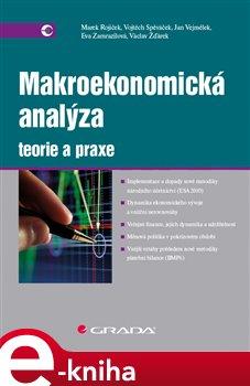 Obálka titulu Makroekonomická analýza - teorie a praxe