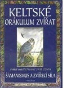 Obálka titulu Keltské orákulum zvířat