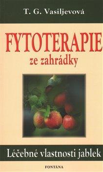 Obálka titulu Fytoterapie ze zahrádky