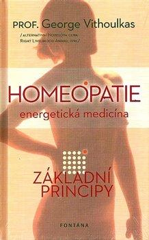 Obálka titulu Homeopatie - Energetická medicína