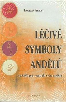 Obálka titulu Léčivé symboly andělů