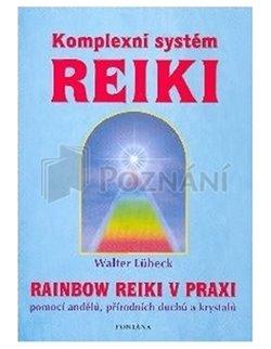 Obálka titulu Komplexní systém Reiki