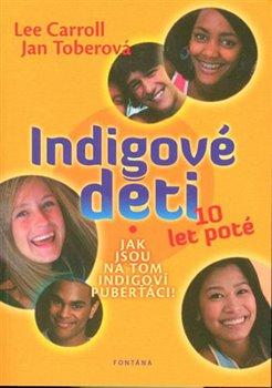 Obálka titulu Indigové děti 10 let poté
