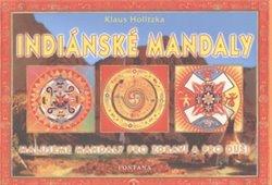 Obálka titulu Indiánské mandaly
