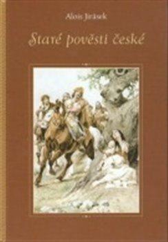 Obálka titulu Staré pověsti české
