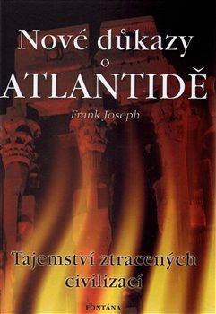 Obálka titulu Nové důkazy o Atlantidě