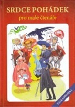 Obálka titulu Srdce pohádek pro malé čtenáře