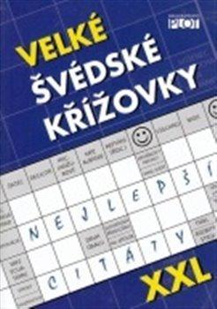 Obálka titulu Velké švédské křížovky - XXL