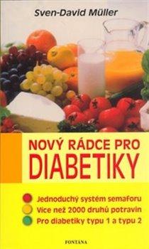 Obálka titulu Nový rádce nejen pro diabetiky