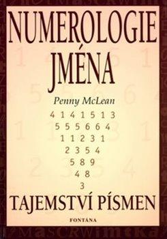 Obálka titulu Numerologie jména