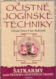 Očistné jogínské techniky - Šatkarmy