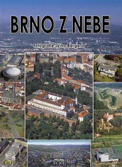 Obálka titulu Brno z nebe