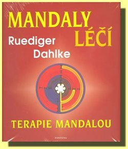 Obálka titulu Mandaly léčí -Terapie mandalou