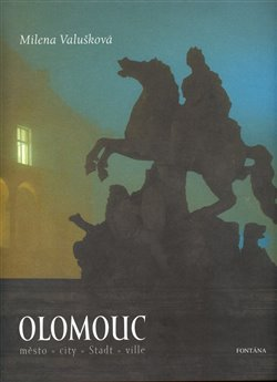 Obálka titulu Olomouc