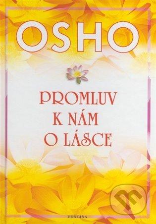 Promluv k nám o lásce - Osho | Booksquad.ink