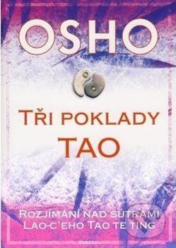 Obálka titulu Tři poklady Tao
