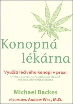 Obálka titulu Konopná lékárna