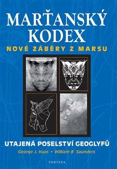 Obálka titulu Marťanský kodex - Nové záběry z marsu