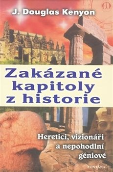 Obálka titulu Zakázané kapitoly z historie