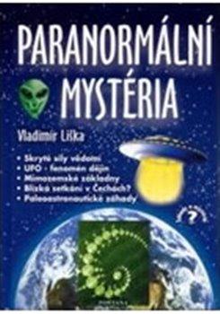 Obálka titulu Paranormální mystéria
