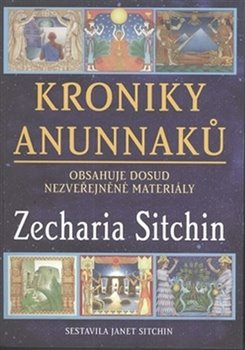 Obálka titulu Kroniky Anunnaků