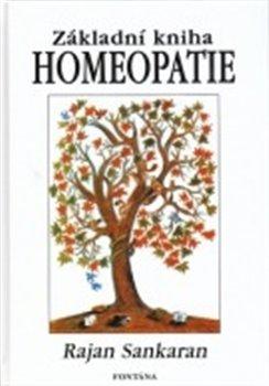 Obálka titulu Homeopatie - Základní kniha