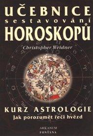Učebnice sestavování horoskopů - Kurz astrologie