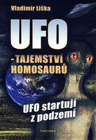 UFO - Tajemství Homosaurů, UFO startují z podzemí