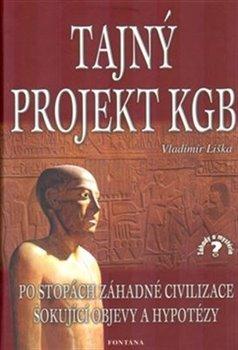 Obálka titulu Tajný projekt KGB