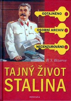 Obálka titulu Tajný život Stalina