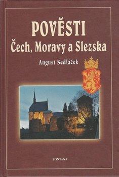 Obálka titulu Pověsti Čech, Moravy a Slezska