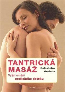 Obálka titulu Tantrická masáž